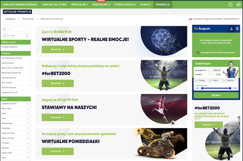obstawianie 4 ligi polskiej w forbet